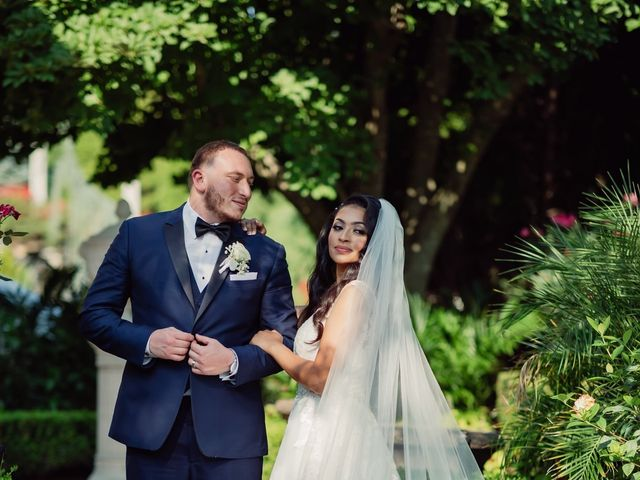 Pishoi and Marina's Wedding in Township of Washington, New Jersey 54