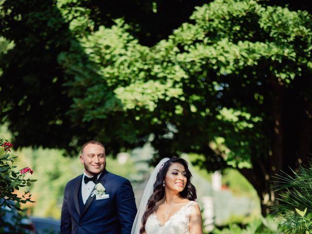 Pishoi and Marina's Wedding in Township of Washington, New Jersey 56