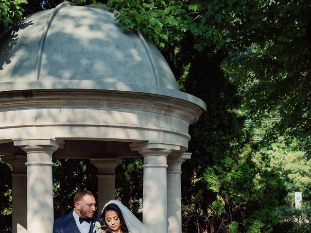 Pishoi and Marina's Wedding in Township of Washington, New Jersey 57