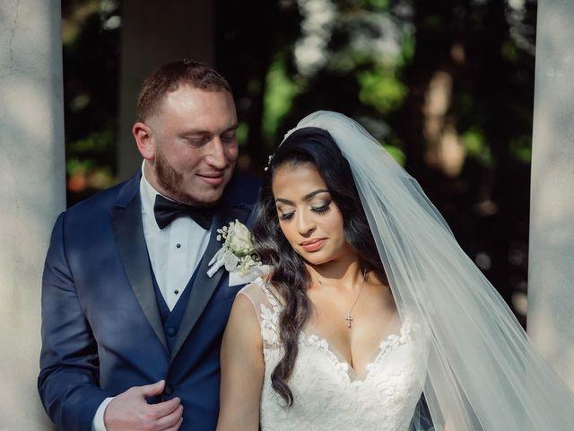 Pishoi and Marina's Wedding in Township of Washington, New Jersey 58