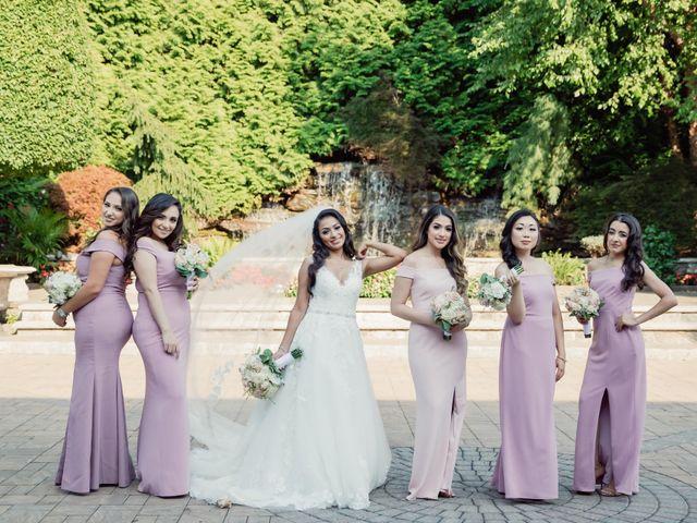 Pishoi and Marina's Wedding in Township of Washington, New Jersey 61