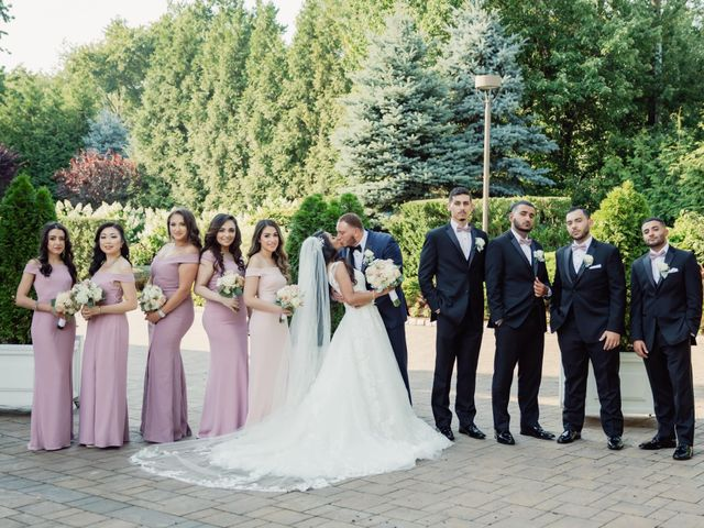 Pishoi and Marina's Wedding in Township of Washington, New Jersey 62