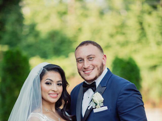 Pishoi and Marina's Wedding in Township of Washington, New Jersey 63