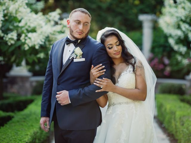 Pishoi and Marina's Wedding in Township of Washington, New Jersey 65