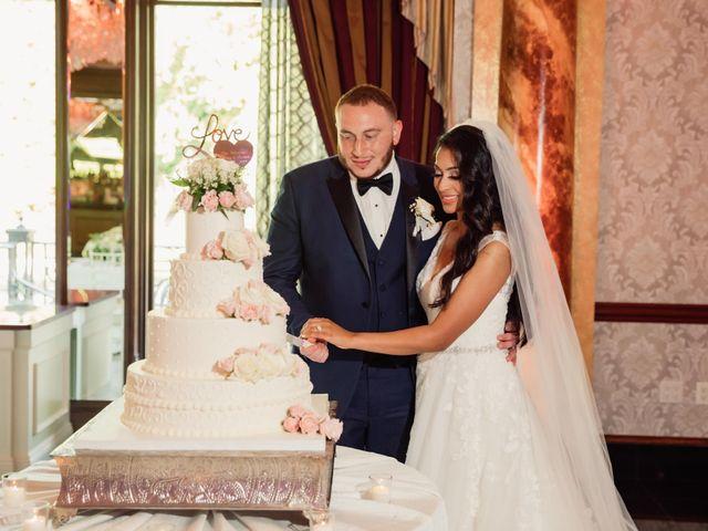 Pishoi and Marina's Wedding in Township of Washington, New Jersey 72