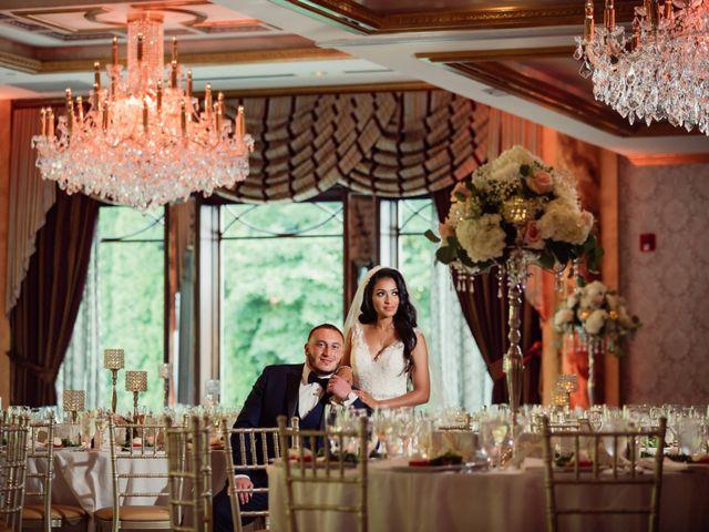 Pishoi and Marina's Wedding in Township of Washington, New Jersey 74