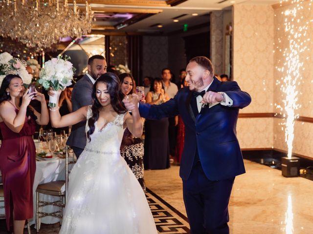 Pishoi and Marina's Wedding in Township of Washington, New Jersey 77