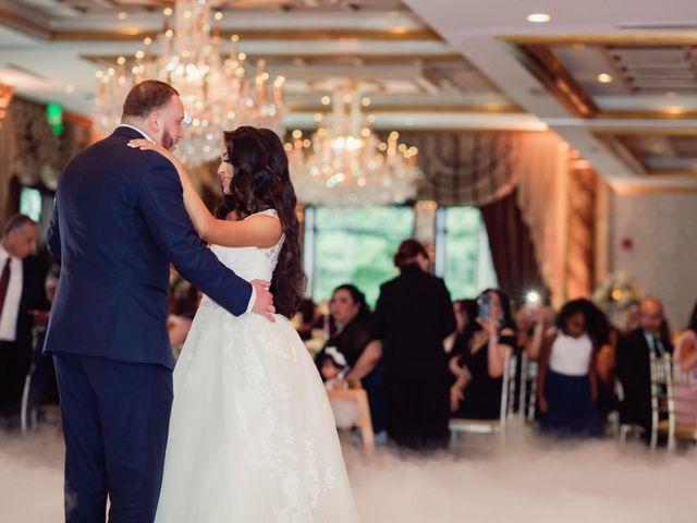 Pishoi and Marina's Wedding in Township of Washington, New Jersey 78