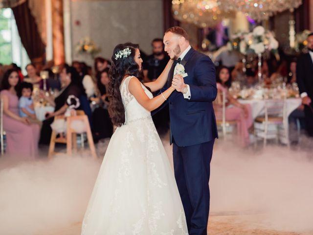 Pishoi and Marina's Wedding in Township of Washington, New Jersey 79