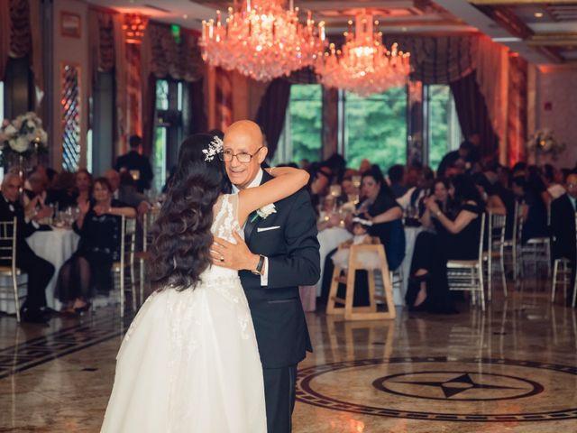 Pishoi and Marina's Wedding in Township of Washington, New Jersey 81