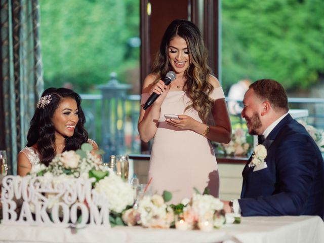 Pishoi and Marina's Wedding in Township of Washington, New Jersey 84
