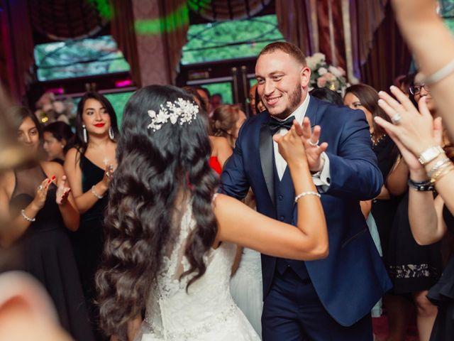 Pishoi and Marina's Wedding in Township of Washington, New Jersey 88