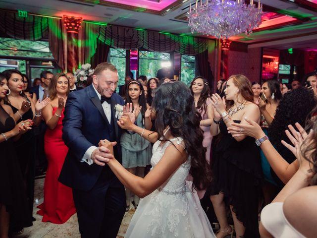 Pishoi and Marina's Wedding in Township of Washington, New Jersey 89