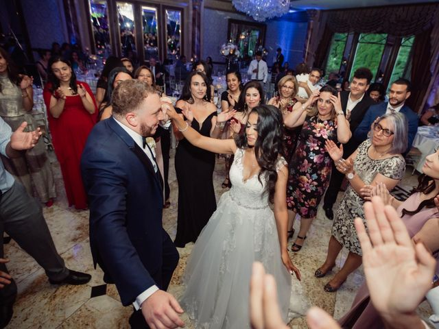 Pishoi and Marina's Wedding in Township of Washington, New Jersey 90