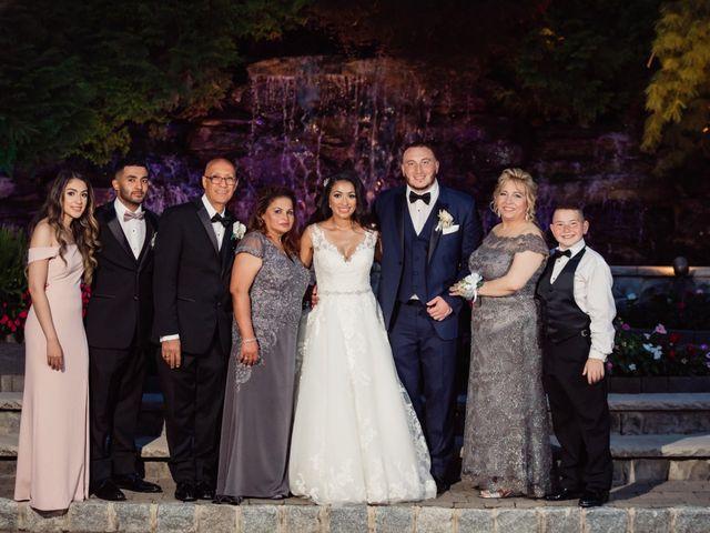 Pishoi and Marina's Wedding in Township of Washington, New Jersey 92