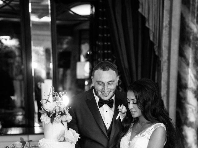 Pishoi and Marina's Wedding in Township of Washington, New Jersey 97