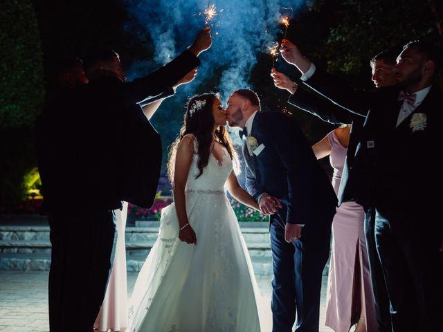 Pishoi and Marina's Wedding in Township of Washington, New Jersey 98