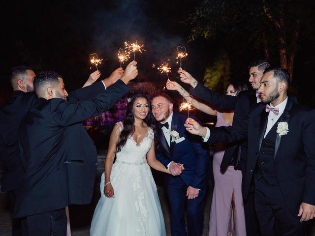Pishoi and Marina's Wedding in Township of Washington, New Jersey 99