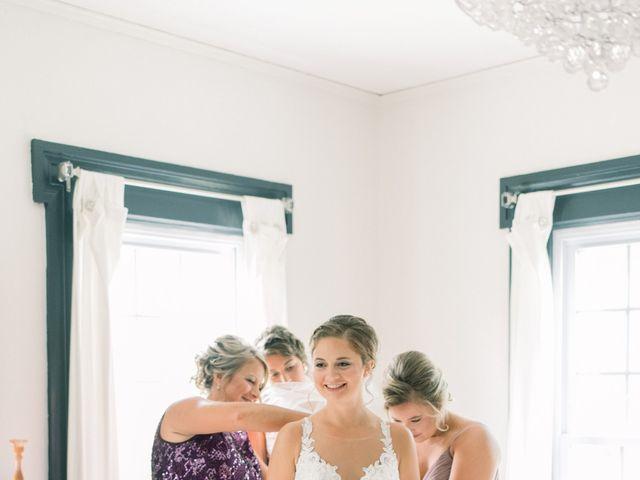 Pat and Maddie's Wedding in Ryan, Iowa 9