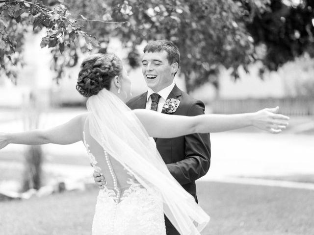 Pat and Maddie's Wedding in Ryan, Iowa 18