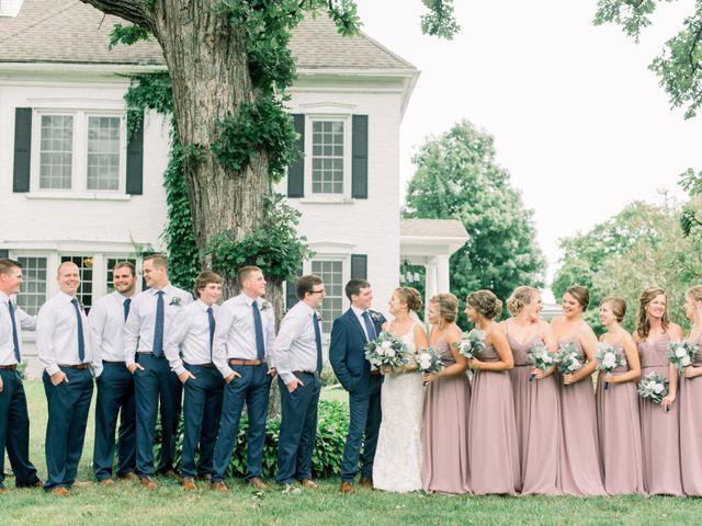 Pat and Maddie's Wedding in Ryan, Iowa 23