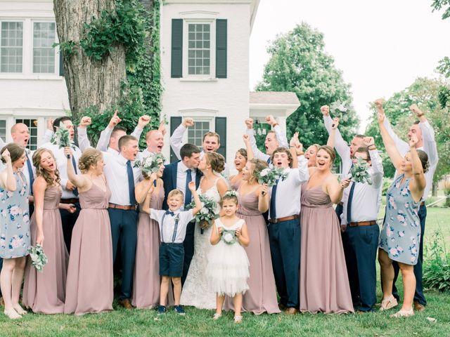 Pat and Maddie's Wedding in Ryan, Iowa 1