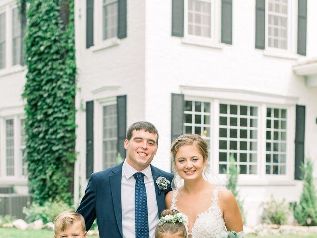 Pat and Maddie's Wedding in Ryan, Iowa 25