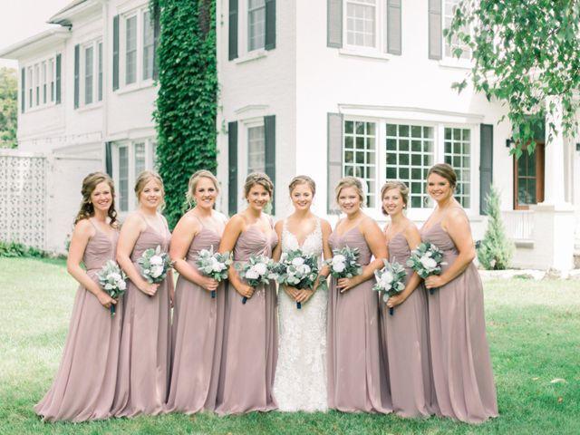Pat and Maddie's Wedding in Ryan, Iowa 26