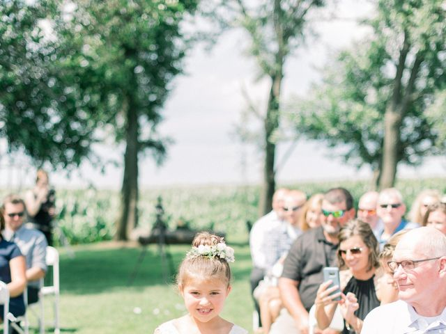 Pat and Maddie's Wedding in Ryan, Iowa 34