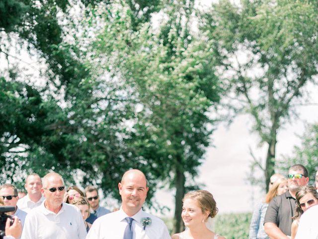 Pat and Maddie's Wedding in Ryan, Iowa 35