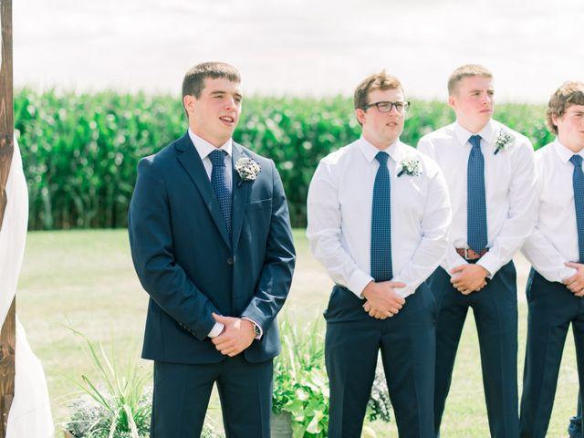 Pat and Maddie's Wedding in Ryan, Iowa 36