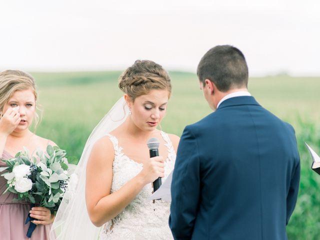 Pat and Maddie's Wedding in Ryan, Iowa 37
