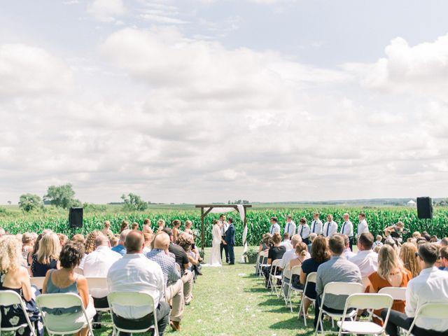 Pat and Maddie's Wedding in Ryan, Iowa 2