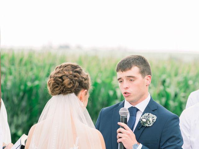 Pat and Maddie's Wedding in Ryan, Iowa 38