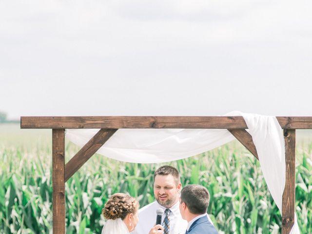 Pat and Maddie's Wedding in Ryan, Iowa 39