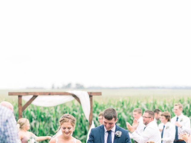 Pat and Maddie's Wedding in Ryan, Iowa 40