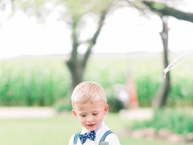 Pat and Maddie's Wedding in Ryan, Iowa 42