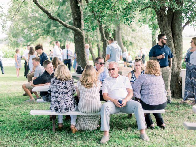 Pat and Maddie's Wedding in Ryan, Iowa 46