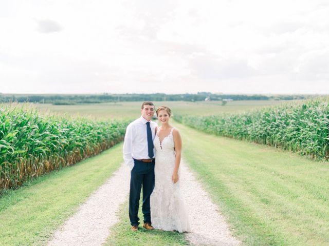 Pat and Maddie's Wedding in Ryan, Iowa 47