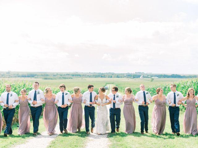 Pat and Maddie's Wedding in Ryan, Iowa 48