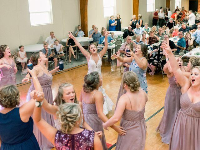 Pat and Maddie's Wedding in Ryan, Iowa 59