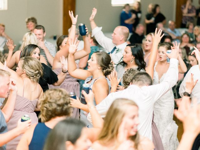 Pat and Maddie's Wedding in Ryan, Iowa 60