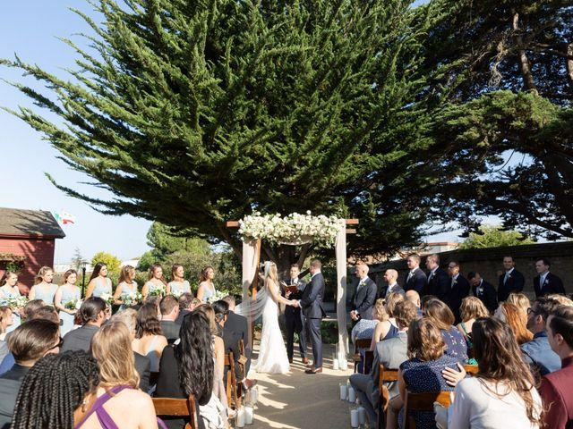 Jake and Kayla's Wedding in Monterey, California 15