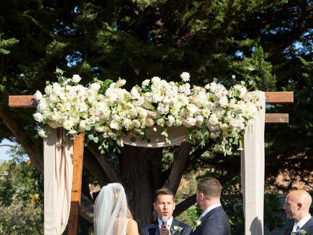Jake and Kayla's Wedding in Monterey, California 17