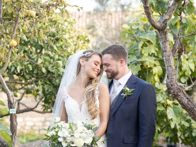 Jake and Kayla's Wedding in Monterey, California 23