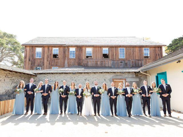 Jake and Kayla's Wedding in Monterey, California 30