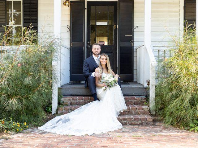 Jake and Kayla's Wedding in Monterey, California 32