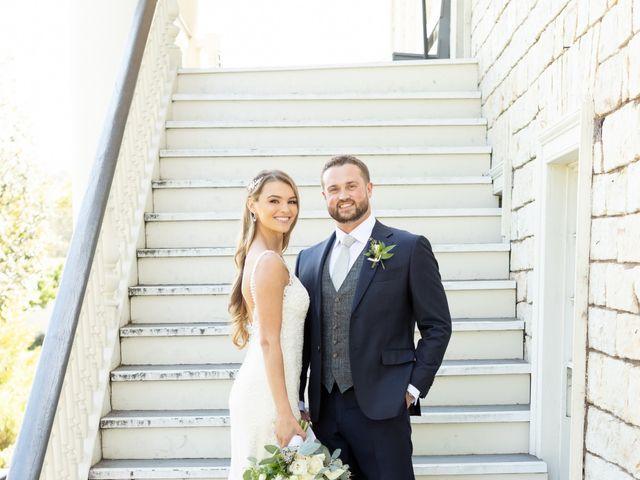 Jake and Kayla's Wedding in Monterey, California 33