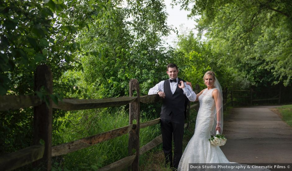 A.J. and Jayme's Wedding in Downingtown, Pennsylvania