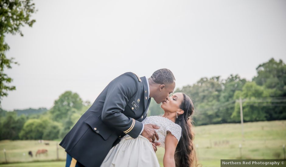 Herman and Ashley's Wedding in Fort Mill, North Carolina